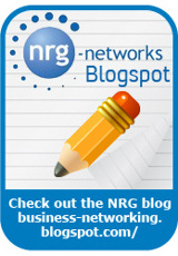 Business networking Blog Logo